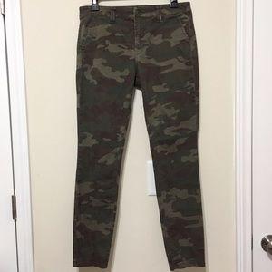 Sanctuary Camo Skinny Jeans